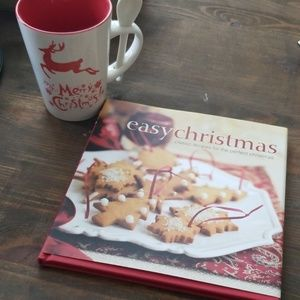 Other - 🍁🍂3 for $10 🍂🍁 Christmas Cookbook Set